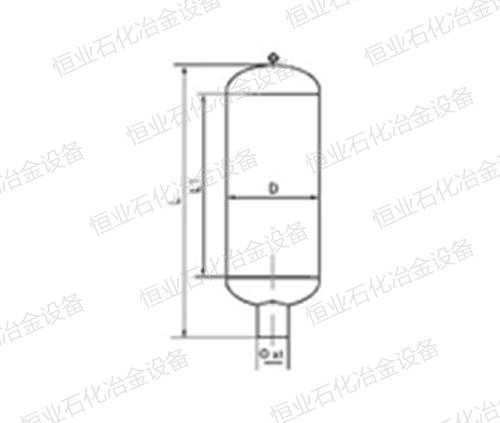 KXP型锅炉排汽消声器